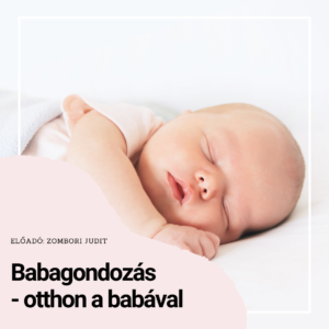 babagondozás, otthon a babával