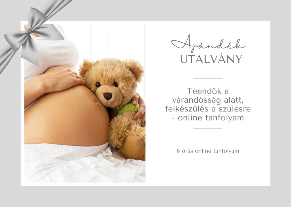 szülésfelkészítő utalvány